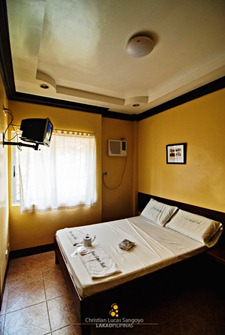 Typical Rooms at Mt. Tapyas Hotel