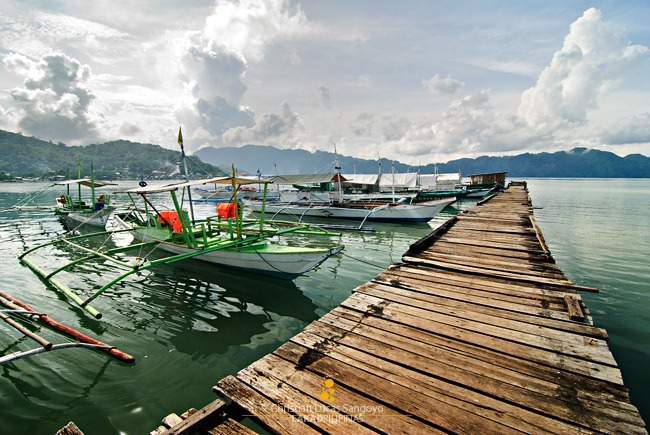 Coron&#39;s Lambingan Bridge