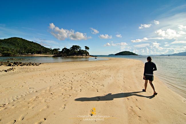 Bulog Dos Sandbar to Malaroyroy Island