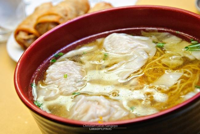 Wanton Mami at Wai Ying Fastfood in Binondo