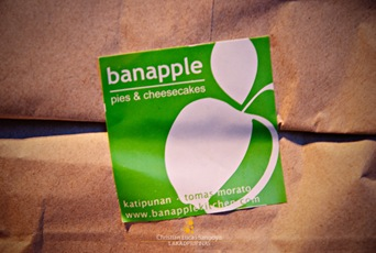 Banapple at Ayala Triangle Garden