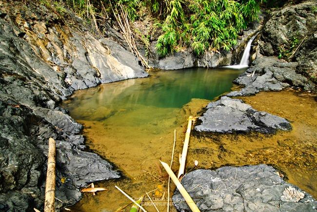 Wawa Dam's Mini Waterfalls