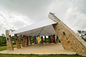 New Open Air Chapel in Caleruega