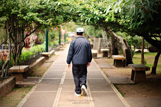 A Morning Stroll Along Burnham Park