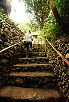 Tam-Awan Village Entrance in Baguio City