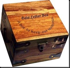 gaia letter box
