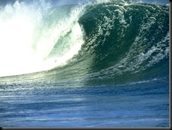 gushing-forth-wave