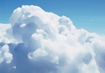 बादल cloud पावस गीत वर्षा बरसात
