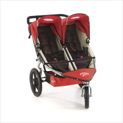 BOB Revolution Duallie Double Jogging Stroller carros gemelares