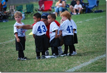 First Soccer Game 071
