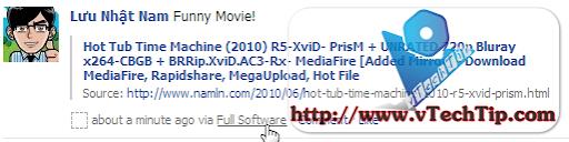 Cài Đặt XFBML cho Blog để sử dụng Facebook Social Plugin