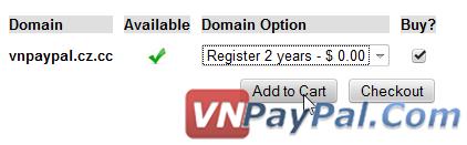 Cz.cc Tên Miền Miễn Phí Lên Đến 2 Năm Với Full DNS
