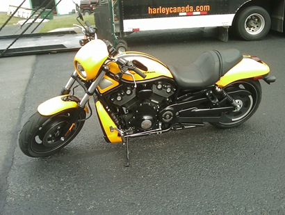 2011 Night Rod Special 1250