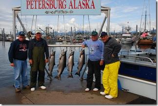 Offshore central florida petersburg alaska fishing 6 22 for Petersburg alaska fishing