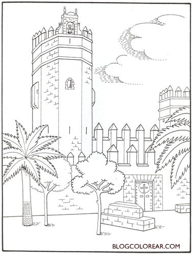 Castillo de San Marcos de Cadiz