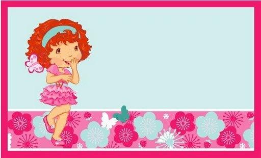Busco Imágenes: Invitación cumpleaños de Rosita Fresita, Tarta de ...