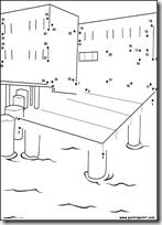 completar el dibujo con puntos (10)