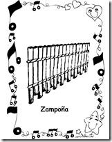 Zampoña 1