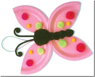 mariposa blogcolorear.com