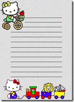 papel carta hello kitty blogcolorear (11)
