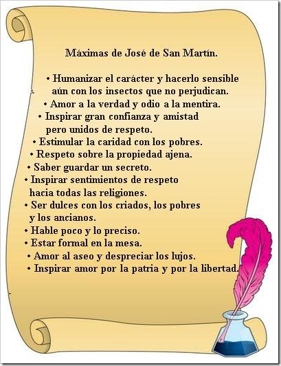 Maximas de San Martin pergamino