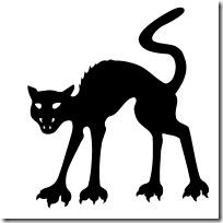 silueta de gato blogdeimagenes  (6)
