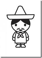 mexicanos blogcolorear-com (1)