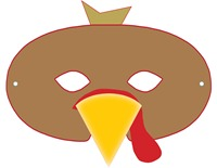 GC-083 Turkey mask.indd