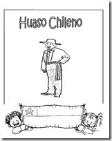 huaso chileno blogcolorear (2)