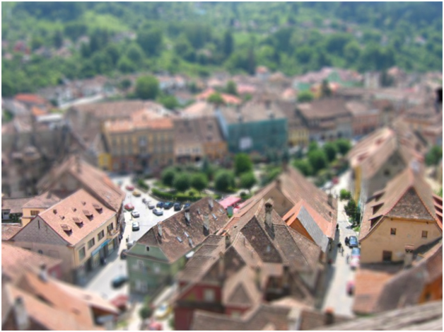 Basic Of Tilt Shift