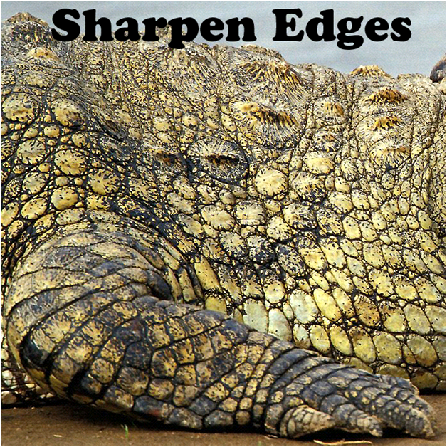 Sharpen Edges