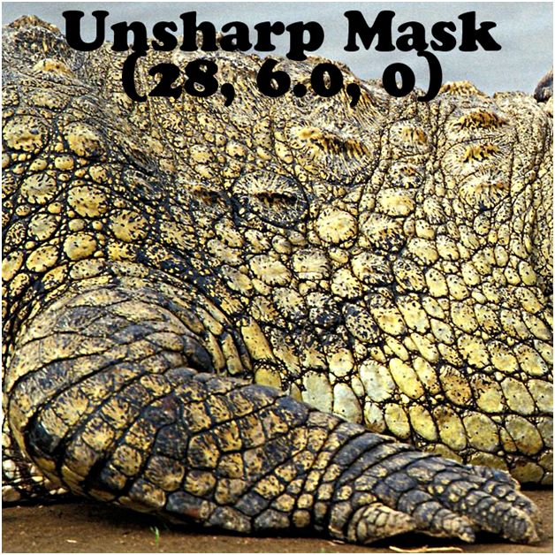 Unsharp Mask