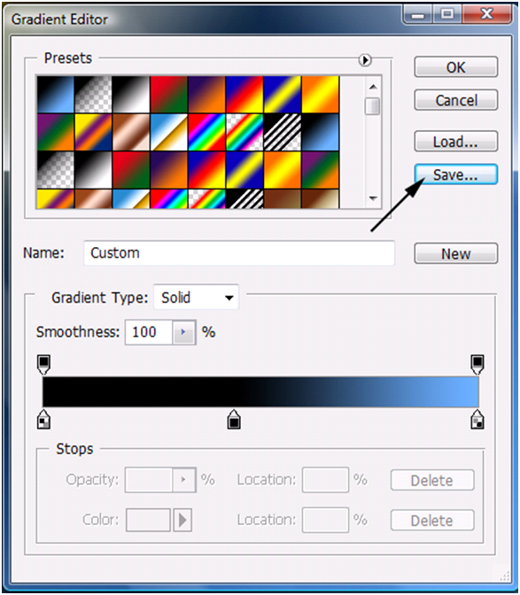 Saving Gradients