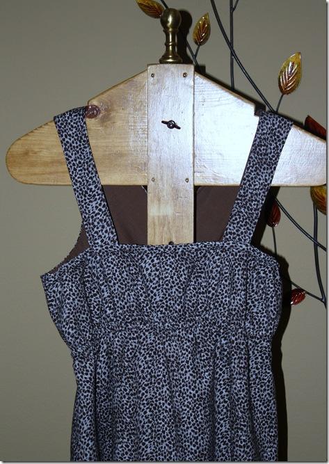 Jo's Zebra Dress 026