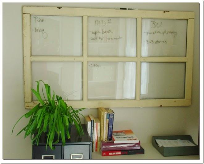 trasformar folha de janela em quadro