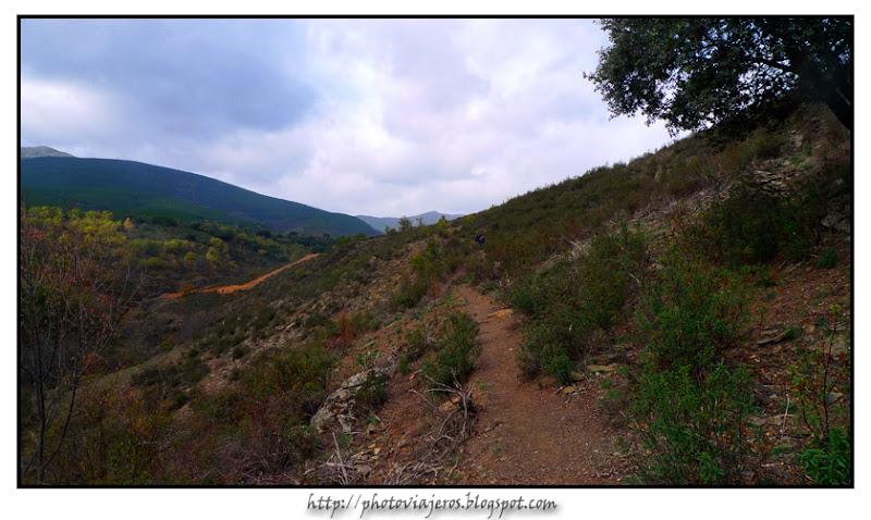 Ruta cascadas del aljibe