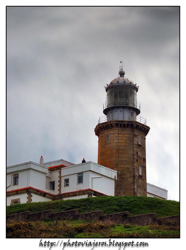 Faro de Cabo Matxitxako