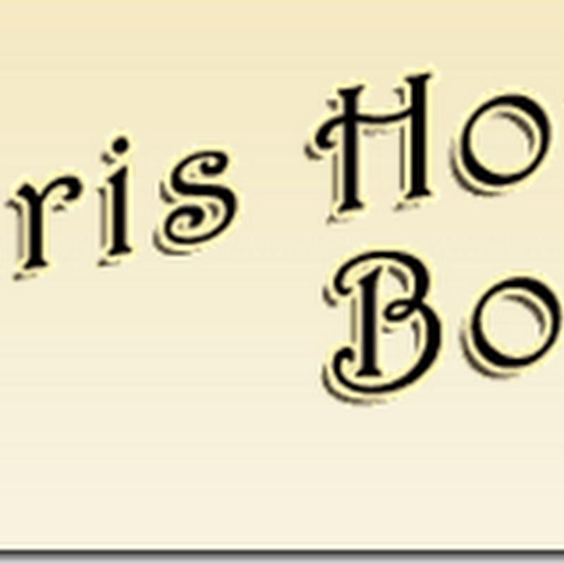 Cote de Texas: Antique Giveaway from Paris Hotel Boutique!!!