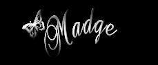 Madge sig copy