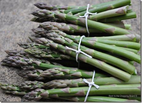 Bundles of Asparagus