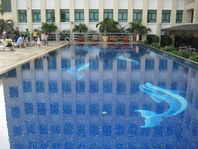 Bể bơi tại địa bàn Hà Nội