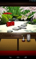 Screenshot of Zen Garden -Spring- LWallpaper