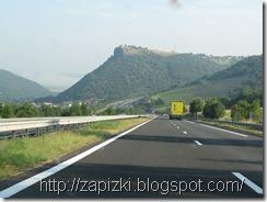 Шоссе A7 во Франции