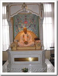 Храм Кришны в Бельгии