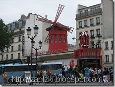 Париж, Мулен Руж