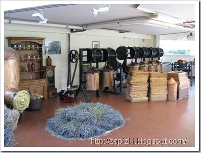 Музей фабрики Galimard, Грасс