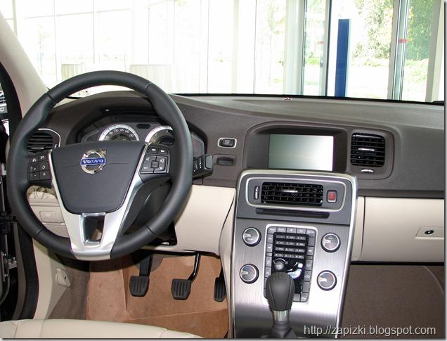 Новый Volvo S60