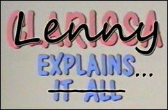 Lenny Explains Logo