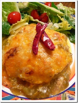 GreenChile&ChickenEnchiladaStack6