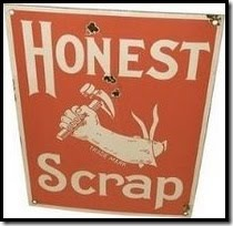 honest scrap from kate